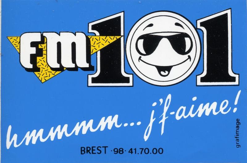 Fm 101 [BREST] Logofm11