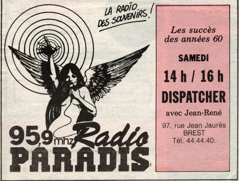 Radio Paradis [BREST] Pub_di10