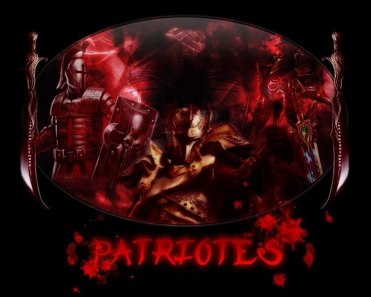 ~ Les Patriotes ~