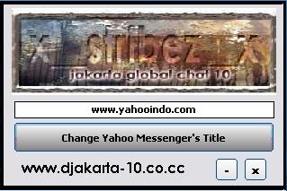 Change Title YM Bar Ym10