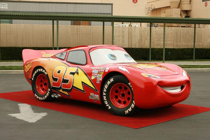 Série Cars 1:1 3410