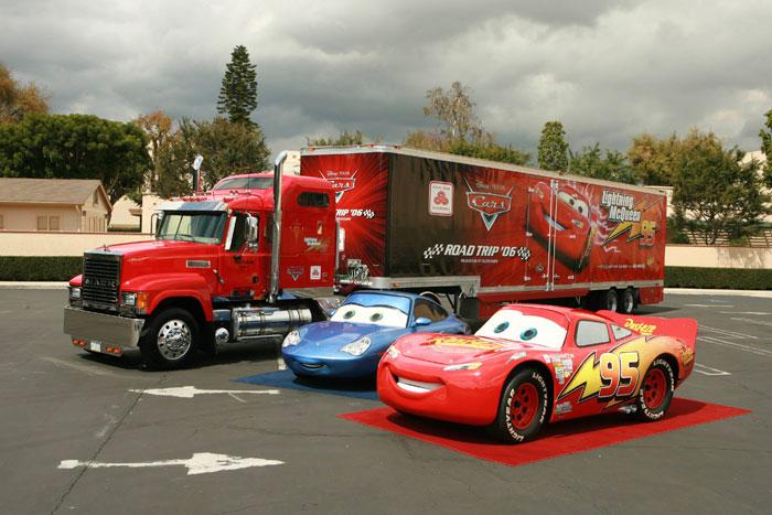 Série Cars 1:1 3510