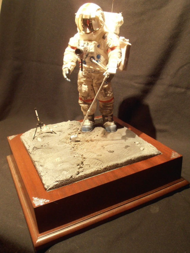 APOLLO 17 - GENE CERNAM - [ CUSTOM - DRAGON - 1/6 ] 008_zp10