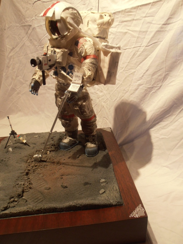 APOLLO 17 - GENE CERNAM - [ CUSTOM - DRAGON - 1/6 ] 017_zp10