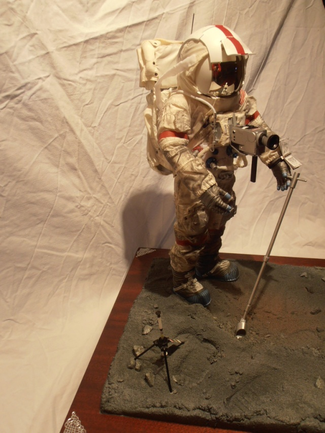 APOLLO 17 - GENE CERNAM - [ CUSTOM - DRAGON - 1/6 ] 028_zp10