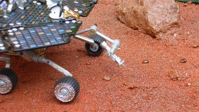 DIORAMA SPIRIT MARS EXPLORER [ 1/18 SUN STAR ] Afbeel21