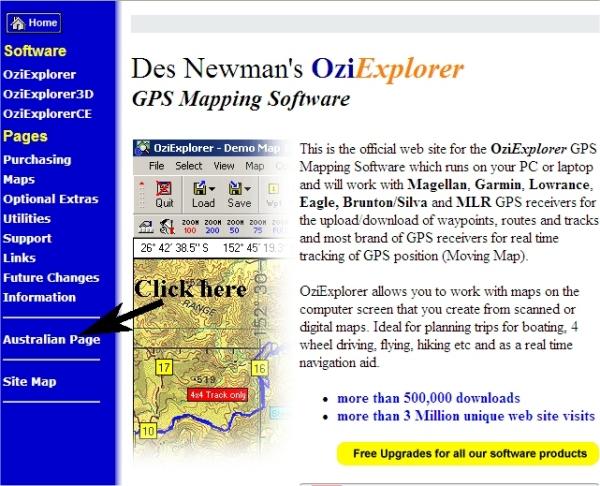 NATMAP Digital Maps Image410