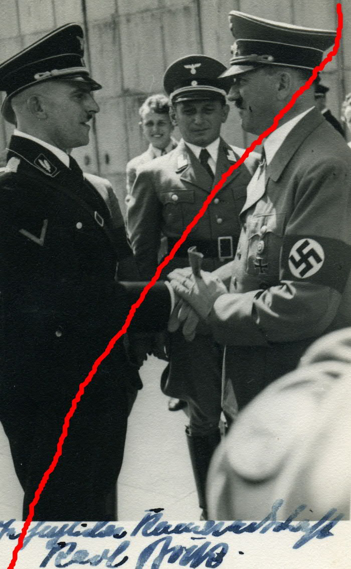 Who is this Oberführer ? File1110