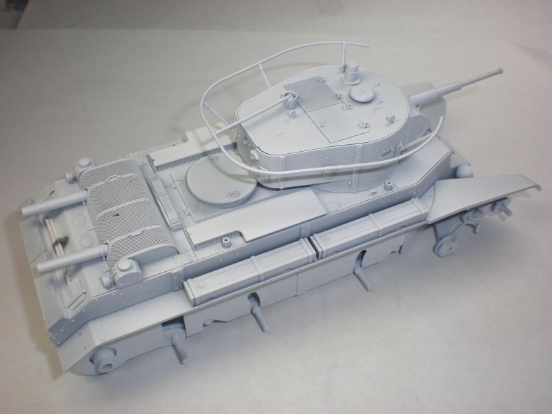 Tamiya BT-7...chipping done! P1010032