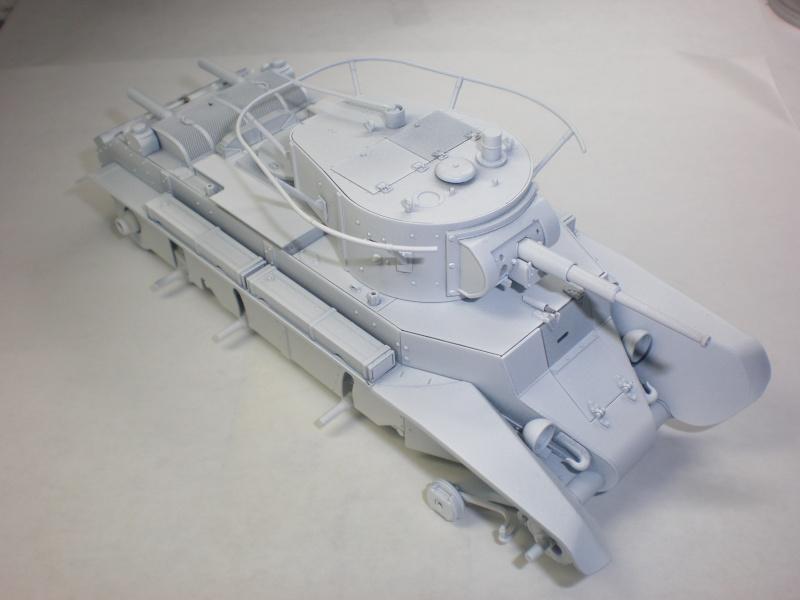 Tamiya BT-7...chipping done! P1010033