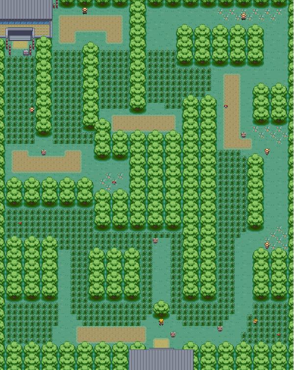 Floresta de Veridian Viridi10