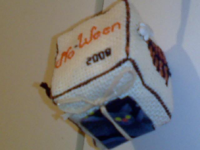 Mon Kub de No-Ween P05-1214