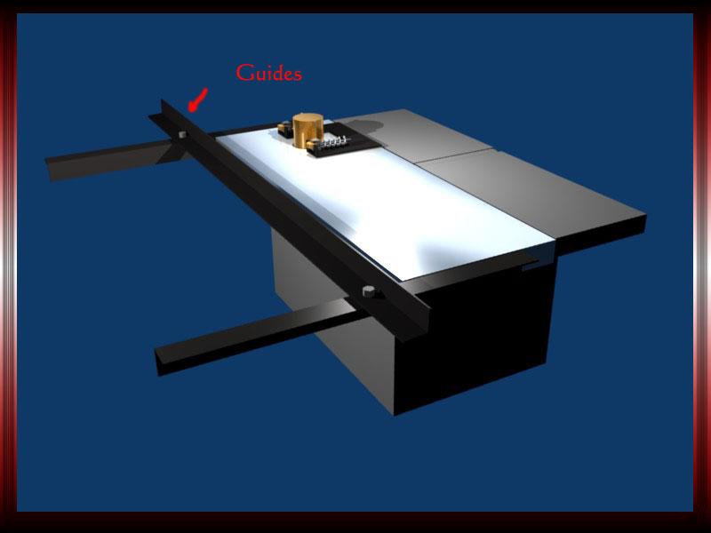Combiné Lurem 260 (système de calibrage) Combin10