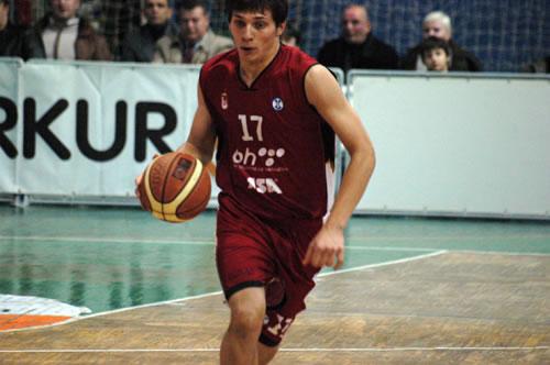 Aldin Majstorić /'90god / 198 cm / 09112011