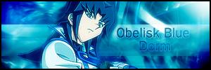 Oplisk Blue Drom