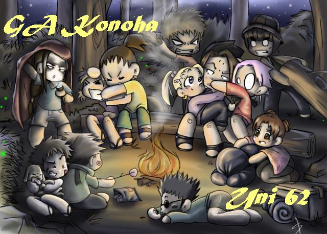 Grande Armée de Konoha