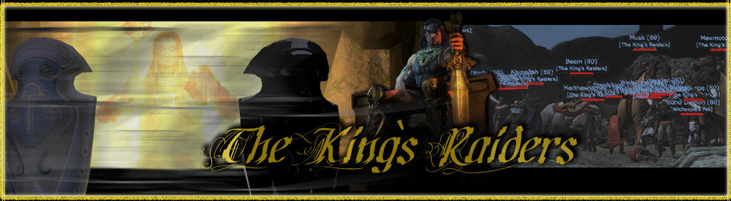 The King's Raiders