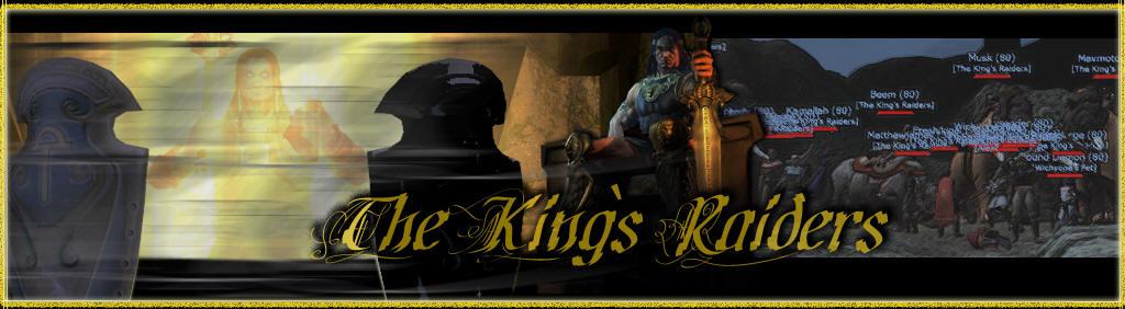 The King's Raiders