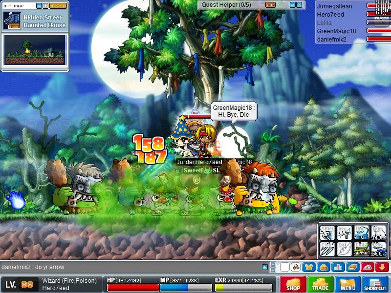 7eed's Boss Challenge Maple012