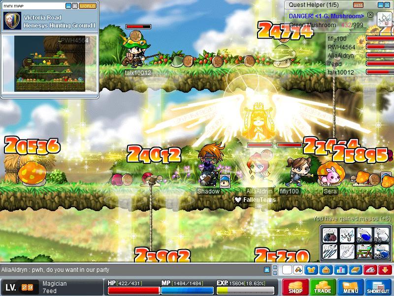 Random screenshots Party_10