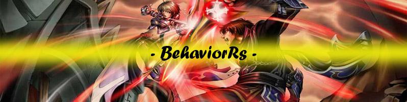 BehaviorRs