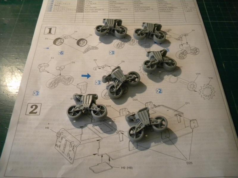 Sherman M4A1 M4a1mo12