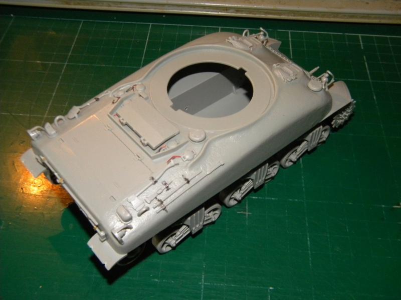 Sherman M4A1 M4a1mo19
