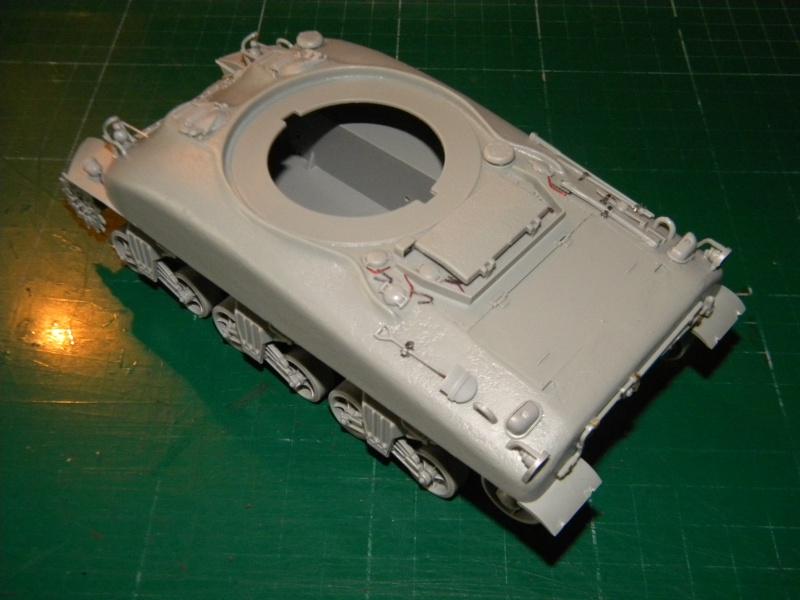 Sherman M4A1 M4a1mo20