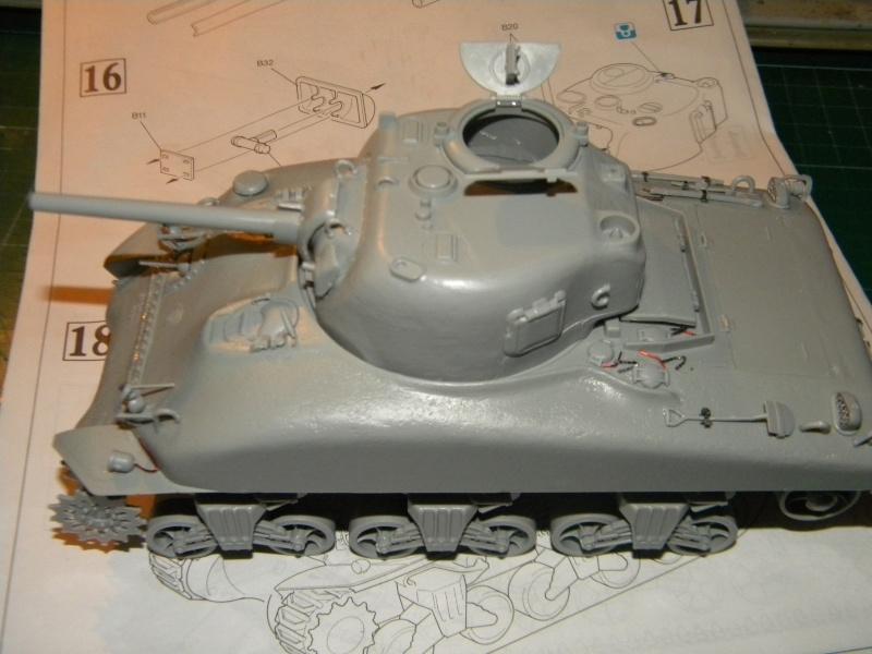 Sherman M4A1 M4a1mo22