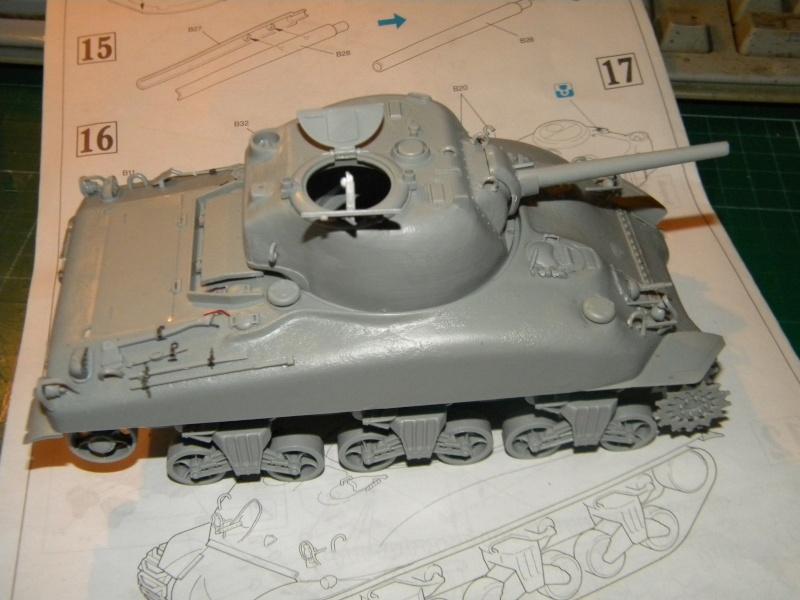 Sherman M4A1 M4a1mo23