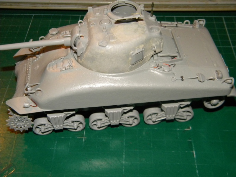 Sherman M4A1 M4a1mo24