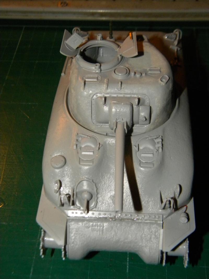 Sherman M4A1 M4a1mo25