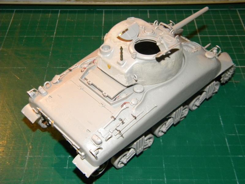 Sherman M4A1 M4a1mo26