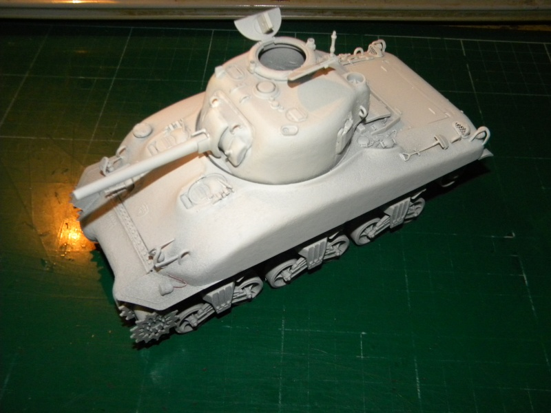Sherman M4A1 M4a1mo27