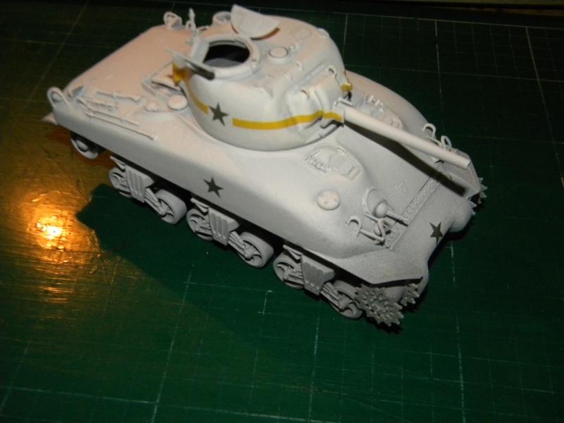 Sherman M4A1 M4a1mo28