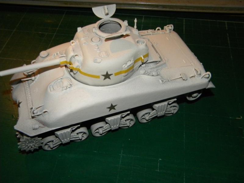 Sherman M4A1 M4a1mo29