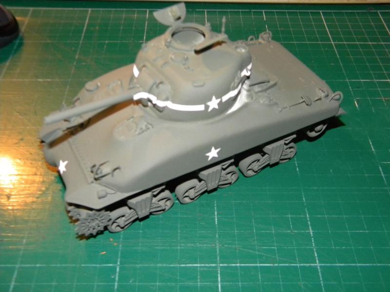 Sherman M4A1 M4a1mo30