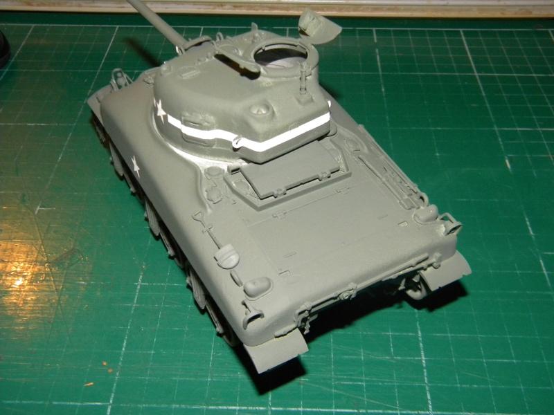 Sherman M4A1 M4a1mo31