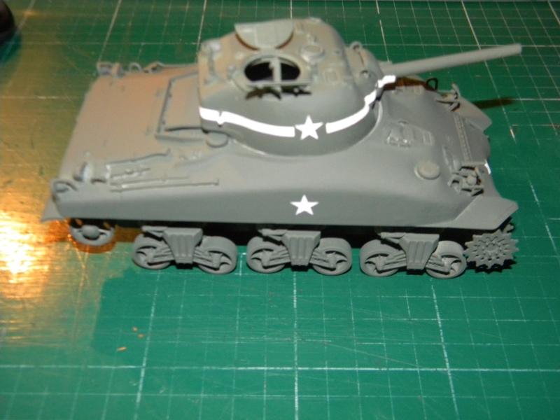 Sherman M4A1 M4a1mo32