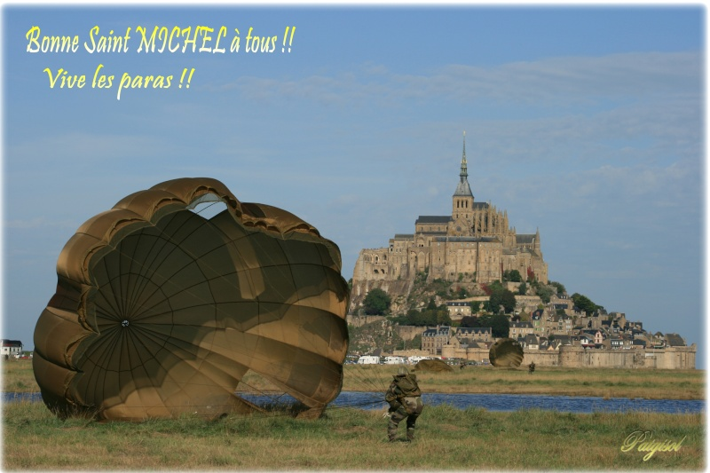 Bonne fête de Saint Michel 129610