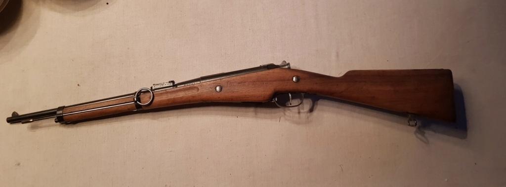 carabine BERTHIER 1890  20200110