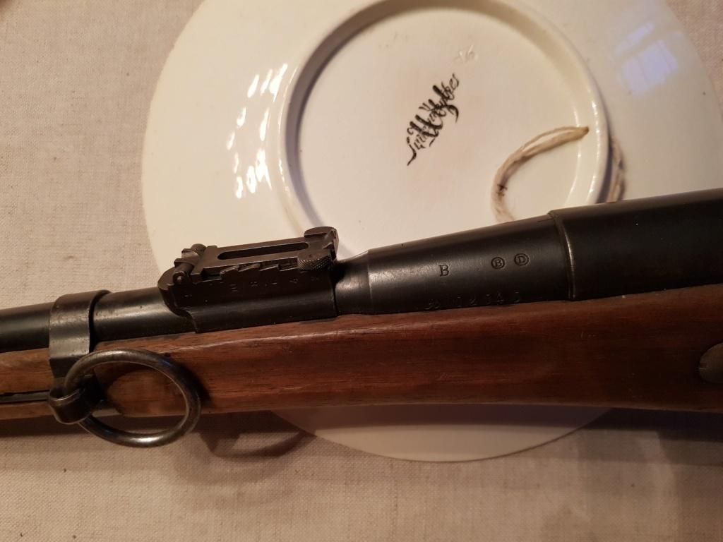 carabine BERTHIER 1890  20200113