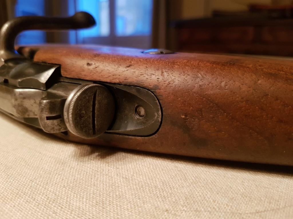 carabine BERTHIER 1890  20200116