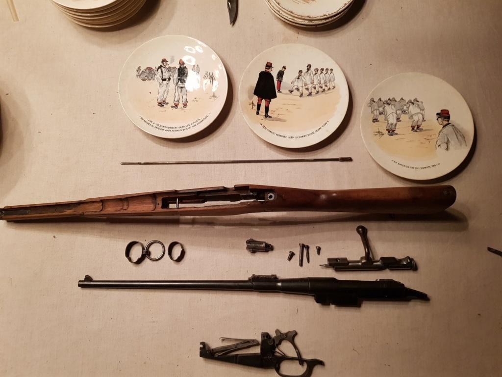 carabine BERTHIER 1890  20200118