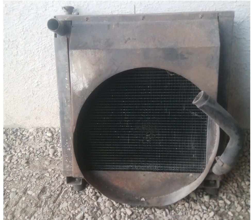 identification radiateur Rad110