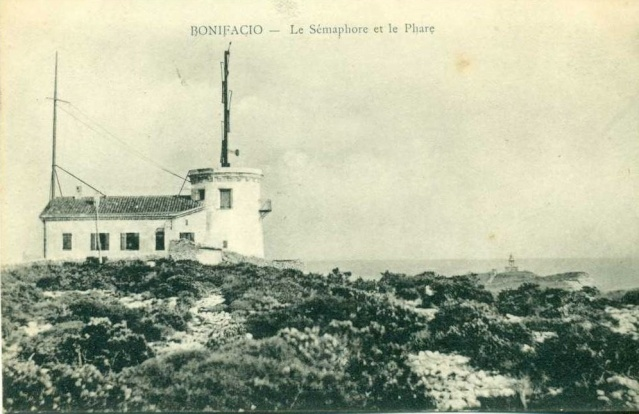 SÉMAPHORE - PERTUSATO (CORSE) Pertus10