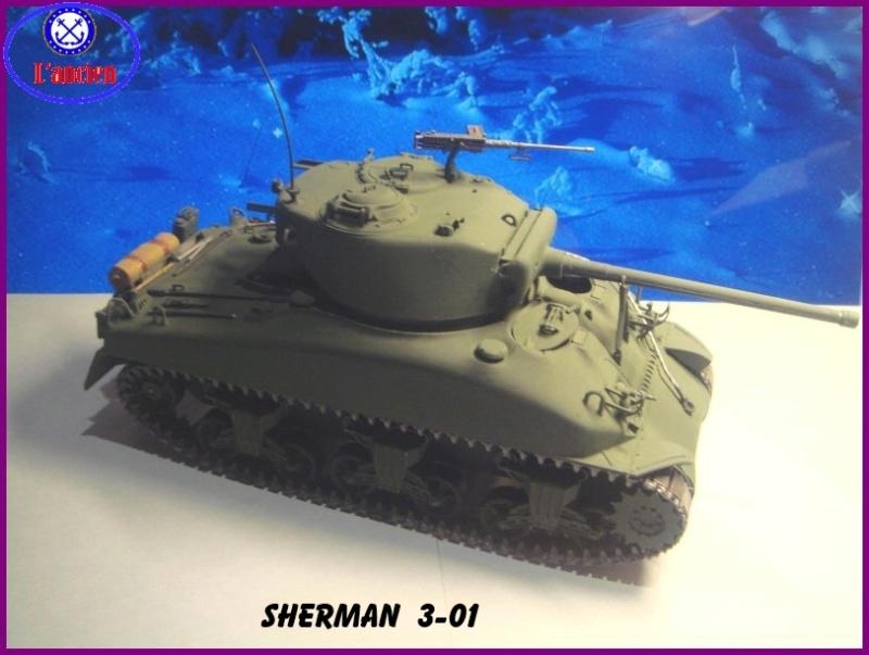 Char SHERMAN (je crois) M4 A1 70233411