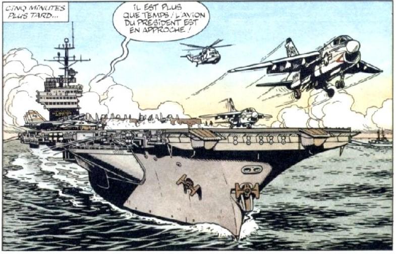 [Montage fini] A-7E Corsair II - 1/72 Crusad10