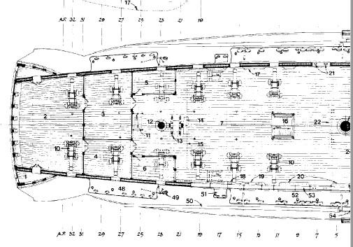 H.M.S. Victory au 1/84°plus rien à voir avec le kit - Page 42 Victor16