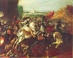 1595 - Bataille de Fontaine-Française Batail11